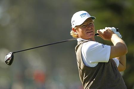 Ernie Els, listo para el Open canadiense del PGA Tour