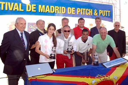 Madrid acoge el II Festival de Pitch & Putt