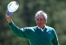 Fred Couples, asistente de Love para la Ryder Cup, ganó el British sénior
