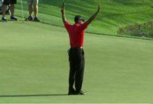 """Tiger Woods: """"Recuerdo cuando decían que no volvería a ganar"""""""