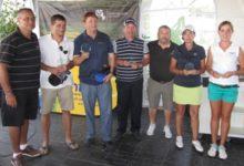 Torneo Opengolf: cuatro campeones y 104 premiados