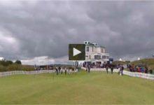 VÍDEO: Momentos estelares en la primera ronda del Abierto escocés en Castle Stuart