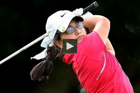 VÍDEO: Conozcan a Latanna Stone la niña de 10 años que jugará el US Women Amateur