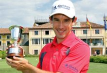 Discreto papel español en el Montecchia Open del Alps Tour