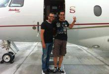 Cabrera-Bello, en el vuelo SG 2012 rumbo al US PGA y a la Ryder Cup
