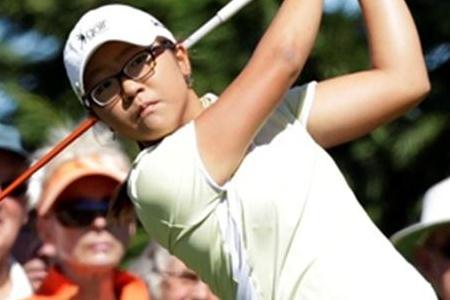 Lydia Ko, amateur de 15 años lidera el Abierto Canadiense