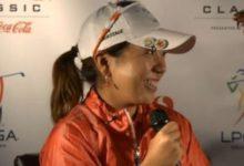 M.Miyazato, 6ª rookie en ganar en la LPGA. Mozo (26º)