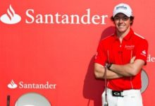 Rory McIlroy ya le sale rentable al Santander