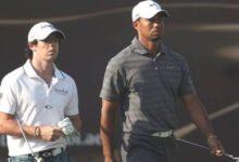 Tiger y McIlroy, al asalto del nº1 de Luke Donald en el US PGA