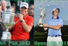 Rory McIlroy, dos veces Grande en el US PGA