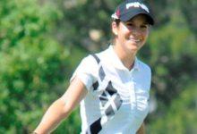 Carga de Azahara Muñoz en el Navistar LPGA Classic
