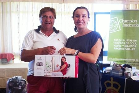 El Circuito Lady Golf reluce con fuerza en La Herrería