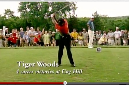 VÍDEO: Verplank (1985), Tiger (97-99-07), Villegas (2008), momentos memorables del Cto.BMW