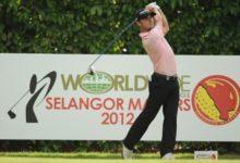 Javi Colomo acecha el liderato en el Selangor Masters
