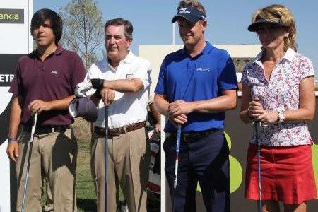La política pierde a Aguirre, el golf gana Esperanza