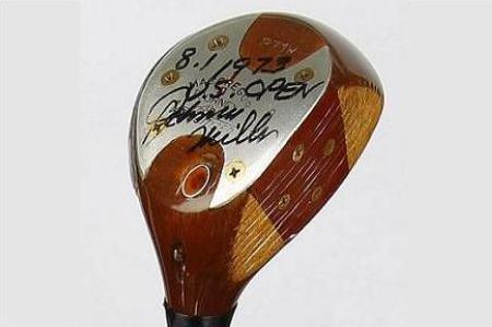 Revelamos la distancia de MIller (US Open'73) con este palo
