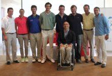 El Equipo Cultivar, ganador del III Torneo de Golf Pro Am