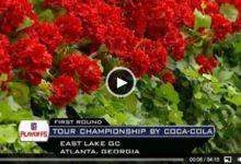 VÍDEO: Los mejores golpes en East Lake durante la 1ª ronda del Tour Championship