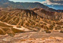 El Valle de la Muerte recupera el récord de temperatura, 56,7º (FOTO)
