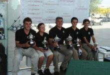 Costa Azahar, campeón de España en Panorámica Golf