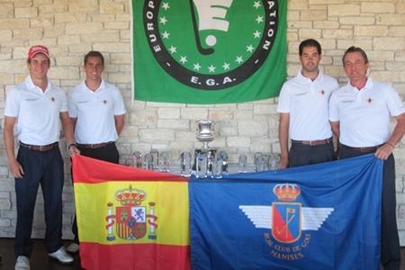 Manises finaliza cuarto en la Copa de Europa de Clubes