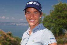 Azahara Muñoz (PING), estrella en el Open de Francia