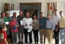 El II Trofeo Rte.-Cafetería Foressos Golf tiene ganadores
