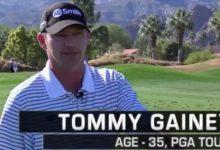 Vea el 'swing' de Tommy 'Dos Guantes' Gainey: hizo 60 para ganar el domingo