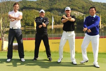 """El baile de moda """"Gangnam Style"""" llega hasta el Circuito Asiático"""