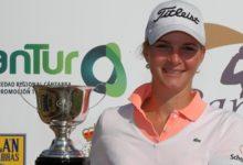 Marion Ricordeau se proclama campeona en Cantabria