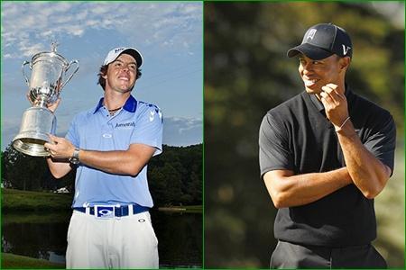 McIlroy y Tiger estrenarán juntos 2013, en Abu Dhabi