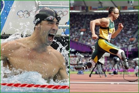 Pistorius y Phelps, listos para jugar el Dunhill