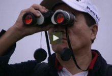 La espectacular cámara superlenta no se perdió detalle en el BMW Masters VÍDEO