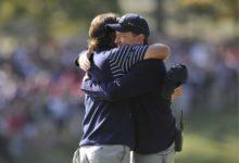 Davis Love III sobresale (2º) en Sea Island (PGA Tour)