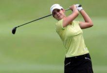 Beatriz Recari se da una opción de podio en el cierre del LPGA
