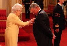 Darren Clarke recibió la Orden del Imperio Británico