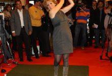 Esperanza Aguirre, Medalla de Oro al Mérito en Golf