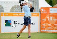 Crece el sueño de María Hdez. en la Escuela LPGA