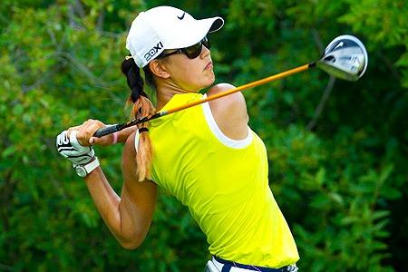 Bien Azahara y Recari en México y liderato para Michelle Wie (LPGA)