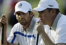 Lío de 'caddies' entre Westwood y García