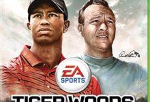 Nuevo videojuego con Tiger Woods y Arnold Palmer