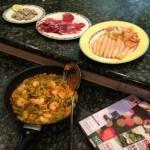 Beatriz Recari: Cena de Nochebuena española en EEUU