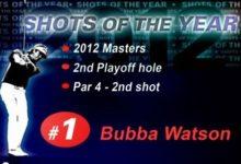 Bubba 'inventó' un golpe para ganar el Masters