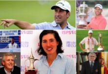 'Los Destacados en diciembre de Opengolf': Carlota, Sergio García, Escauriaza, 'Monty'