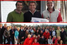 Foressos Golf, intenso fin de semana con vueloregalo.com e Interclubes
