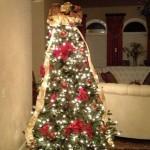Jason Dufner puso el árbol y su esposa... se fue al football