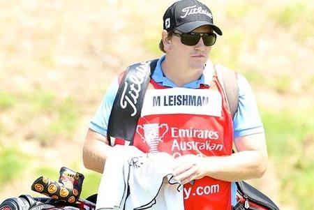 Dos caddies se lian a puñetazos en el Open de Australia