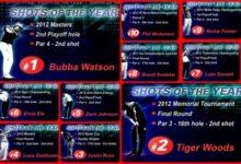 ¿Cual fue el golpe del año en el PGA Tour?