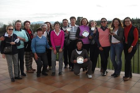 Foressos celebró el Trofeo Mandarina de Oro Aesgolf