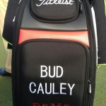 Titleist presentó la bolsa de Bud Cauley a través de las redes sociales